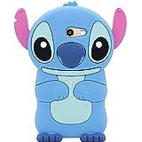 for Samsung Galaxy J3 2017/ J3 Emerge/ J3 Prime / J3 Mission / J3 Eclipse / J3 Luna ProSol 2 / Amp Prime 2, MC Fashion Cute 3D American Cartoon Stitch Soft Silicone Phone Case Skin