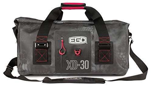 EGO Kryptek TPU Tactical Dry Bag, Fishing Backpack with Camo Tech, Waterproof with Welded Seams,...