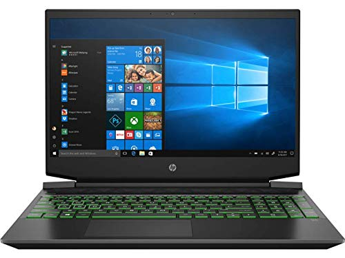 HP Pavilion 15-ec0010nf PC Portable Gaming 15,6' FHD Noir...