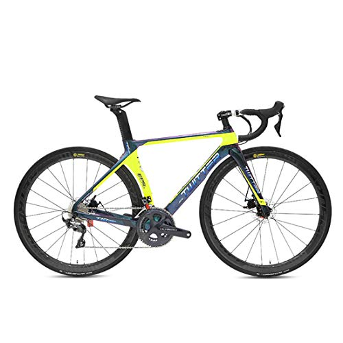 Bicicleta de Fibra de Carbono, Bicicleta de Carretera 700C de Fibra de...
