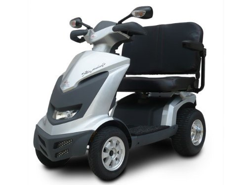 EV Rider Royale 4 Cargo Two-Seater Electric Mobility Scooter