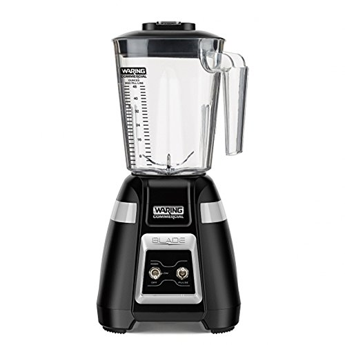 Waring Commercial BB300 48 oz Bar Blender, Black