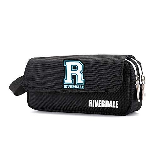 Riverdale Astuccio per Matite Tasca portamatite per matita classica Borsa portamatite per matita...