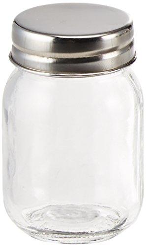 Kate Aspen Mini Glass Mason Jar Set, Party Favors, Party Decor, Arts and Crafts, Set of 12