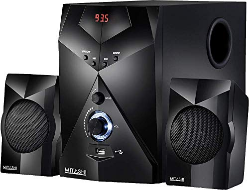 Mitashi 2.1 CH 3500 Watts PMPO Home Theatre System with Bluetooth - HT 2435 BT
