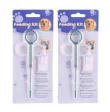 Pet-Medicine-Feeding-Syringe-Oral-Syringe-and-Medicine-Dropper-for-Baby-Animals-Dental-Irrigation-Syringe-2-Pack-Disposable-Hand-PillTablet-Syringe-for-Birds-Dogs-Cats-Pill-Shooter-Dispenser-Tool