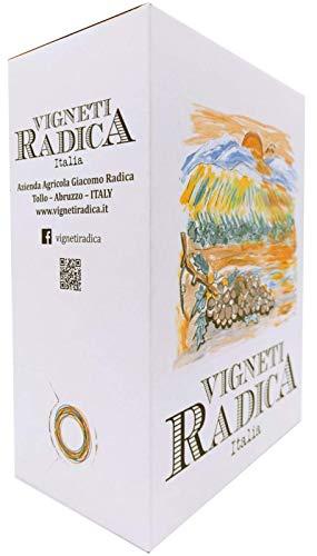 Vigneti Radica Vino Bianco Igt Terre Di Chieti Bag In Box - 3 l