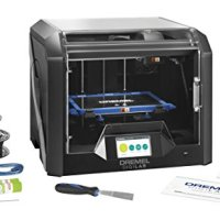 Dremel 3D45-01 50-Micron Direct-Driver Filament Extruder 3D Printer Model Maker with Carbon Filter, Built-In Camera, and…
