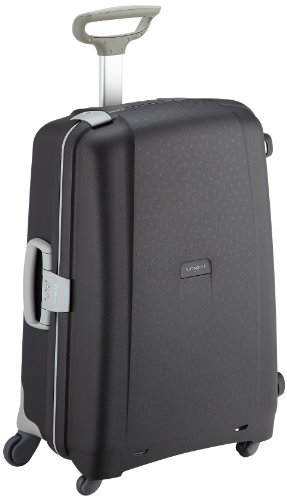 Samsonite Aeris Valigia, Spinner 68 (68cm-64.5L), Nero (Black)
