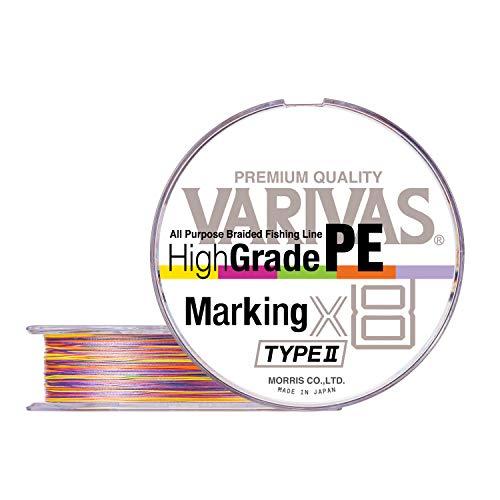 VARIVAS(バリバス) ライン ハイグレードPE マーキング タイプ2 X8 200m 1号