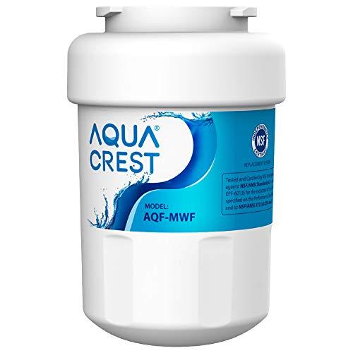 AQUACREST MWF Filtro acqua Frigorifero, compatibile con General Electric GE SmartWater MWF, MWFA,...