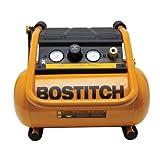 BOSTITCH Air Compressor, Suitcase-Style, 2.5 Gallon, 150 PSI (BTFP01012)