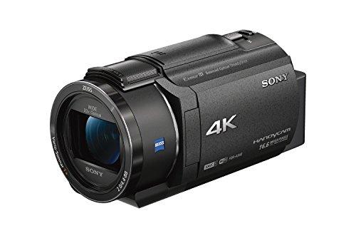 Sony Videocámara Handycam AX40 4K con sensor Exmor R 16 MP