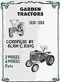 The garden tractor book, 1920-1956