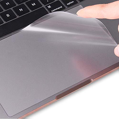 MacBook Air 2018 13 トラックパッド保護 フィルム TopACE 防気泡 防指紋 反射低減保護 フィルム 究極のさ...