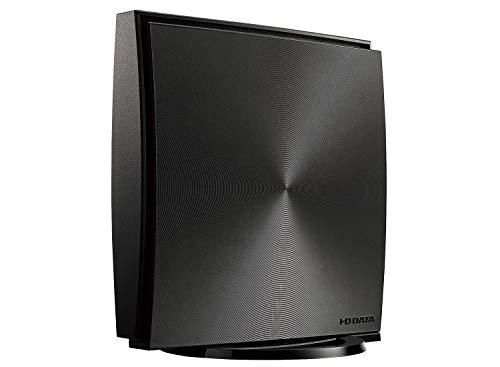 I-O DATA WiFi 無線LAN ルーター ac2000 1733+300Mbps IPv6 デュアルバンド 3階建/4LDK/返金保証 WN-DX203...
