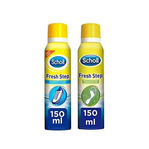 Scholl Desodorante Spray Calzado Fresh Step + Scholl...