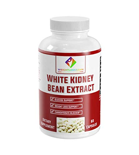 White Kidney Bean - WeightlossBAMN-Carb Blocker and Fat Absorber for Weight Loss, Remove Belly Fat Suppress Glucose & Keto Support Appetite Natural Weight Loss for Men and Women- Boobies 3