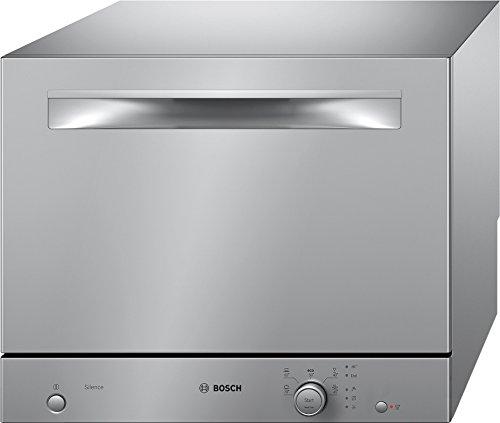 Bosch SKS51E28EU Mini 6places A+ Stainless steel lavastoviglie