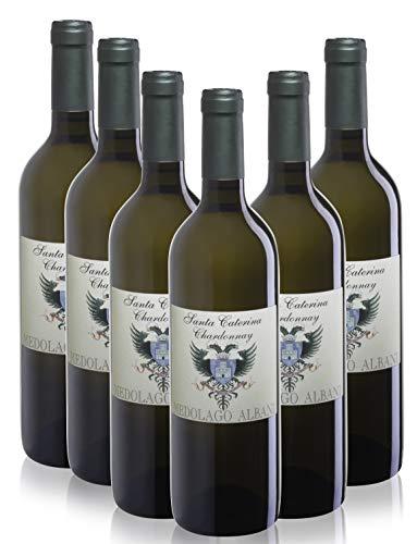 Santa Caterina - Medolago Albani Chardonnay della Bergamasca IGT - 6 X 0,75 l