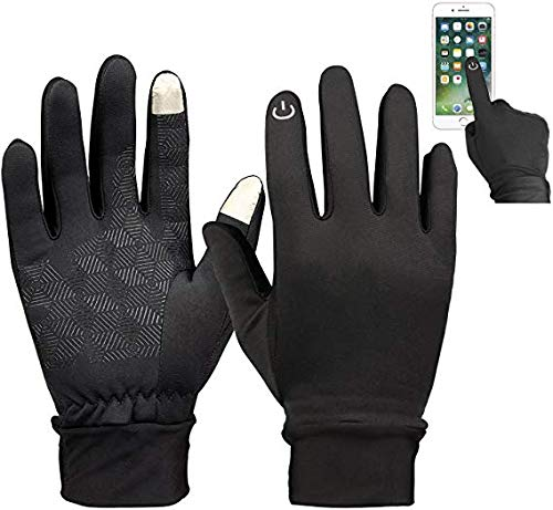Handcuffs Unisex Gloves Biking Cycling Water Resistant Outdoor Gloves Athletic Touch Screen Friendly...