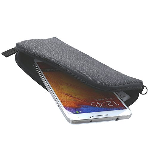 Custodia per cellulare XiRRiX con cinturino a mano 7.2 - universale 3XL per Huawei Honor 7X Mate 20...