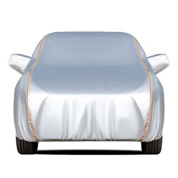 Car Cover Car Cover Compatible With Rolls-Royce 2018 Ghost Full Exterior Cover Auto Cover All Weather Windproof Dustproof Scratch Resistant Breathable Oxford Cloth Car Tarpaulin