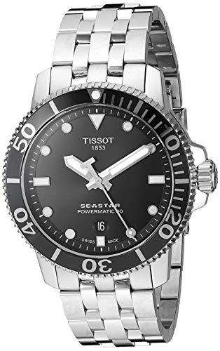 Tissot Herren-Taucheruhr Seastar 1000 Automatic T120.407.11.051.00
