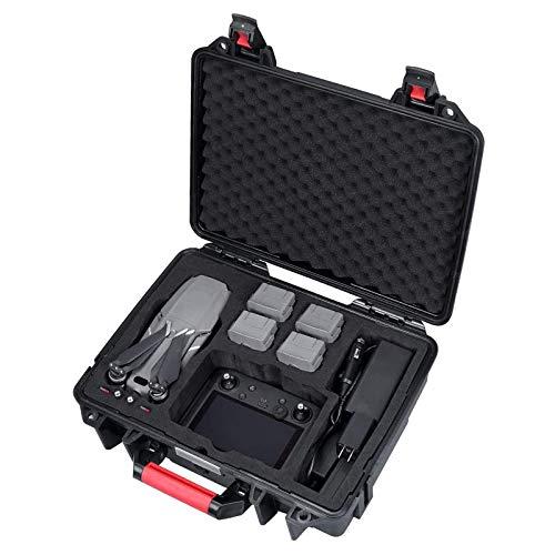 Smatree Custodia da Trasporto Resistente all'acqua Compatibile con DJI Mavic 2 Pro/DJI Mavic 2 Zoom e DJI Smart Controller (Drone et Accessori Non Fourni)