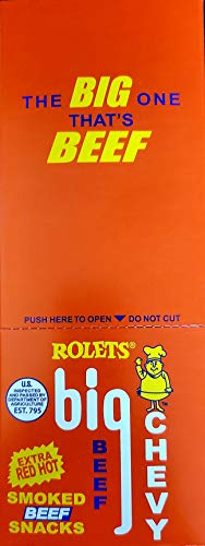 Rolets Hot Big Beef Chevy (36ct.)