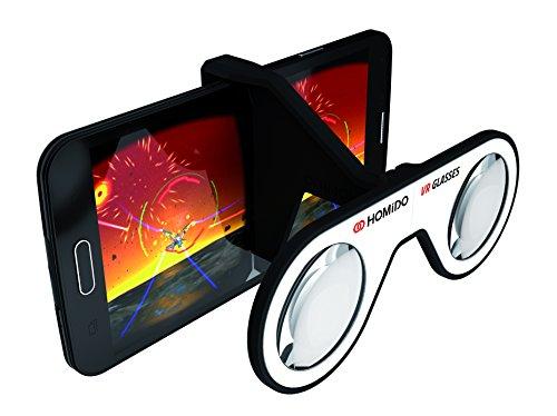 【純正品】 フランス生れ 折りたたみ VR ゴーグル Plano-Convex 専用レンズ Cardboard 認定 BIMxモバイル対...