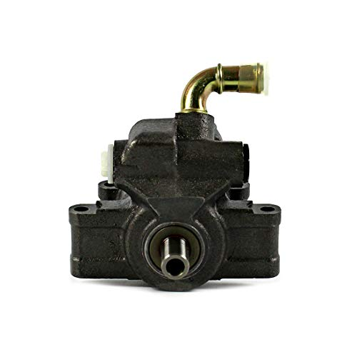 DNJ New Power Steering Pump PSP1136 for 97-05 / Ford Mercury 4.2L-7.5L SOHC Cu. 281 256 302 - No Core Needed
