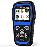 Heavy Duty Truck Scan Tool NL102 Plus Auto Scanner with DPF/Sensor Calibration/Oil Reset + Check Engine for Cars; Truck & Car 2 in 1 Code Reader (Upgrade Version)
