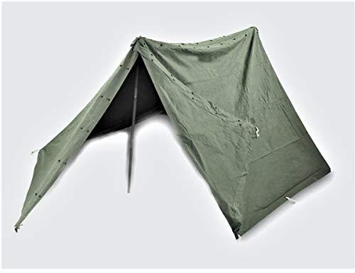US Army Pup Tent パップテント シェルターハーフ コンプリートセット 米軍 放出品