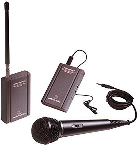 6. Audio Technica ATR288w (TwinMic) Bluetooth Wireless Microphone