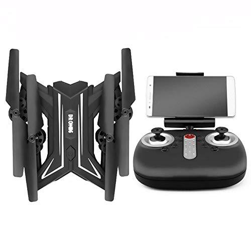 YWXFX Drone Remote Drone Elicottero Drone con videocamera HD 1080P WiFi FPV Selfie Drone Pieghevole...