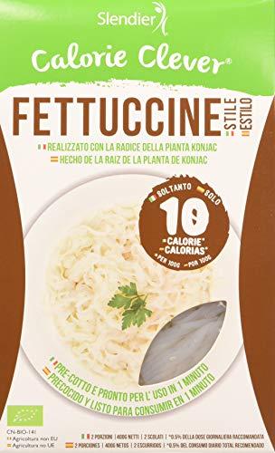 Pasta Konjac Fettucine sin gluten - pasta hipocalórica - Sl