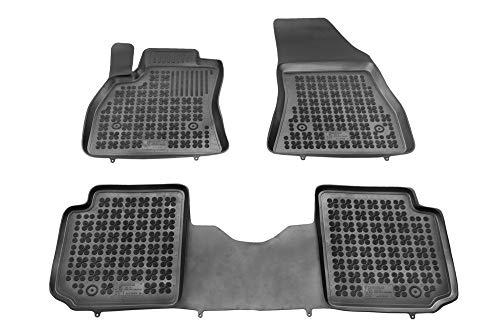 MTM Tappetini Gomma 500L dal 2012- Design a Vaschetta, su Misura con Bordi Rialzati cod. 3D 5345