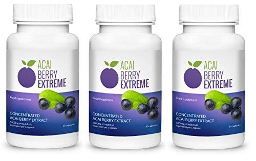 ACAI BERRY EXTREME Premium (3x) pierde