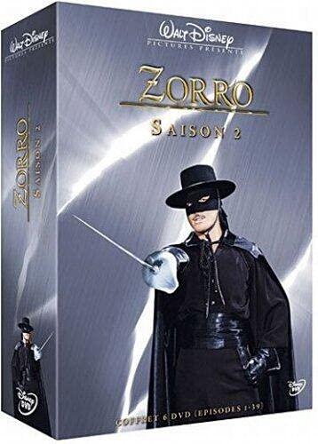 Zorro-Saison 2