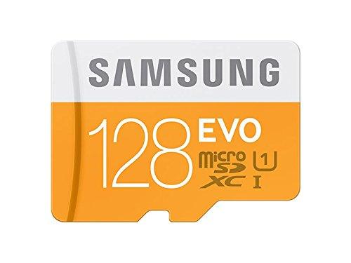SAMSUNG SMMICROSDEVO128 Micro Scheda SD Evo da...