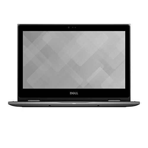 Dell Inspiron (13 5000) 5378-1455 33,78 cm (13,3 Zoll Full HD Touch) Convertible Laptop (Intel Core i3, 4GB RAM, 256GB SSD, Intel HD Grafik, Windows 10) silber