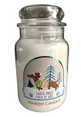 Santa Paws di Yankee Candle, giara grande