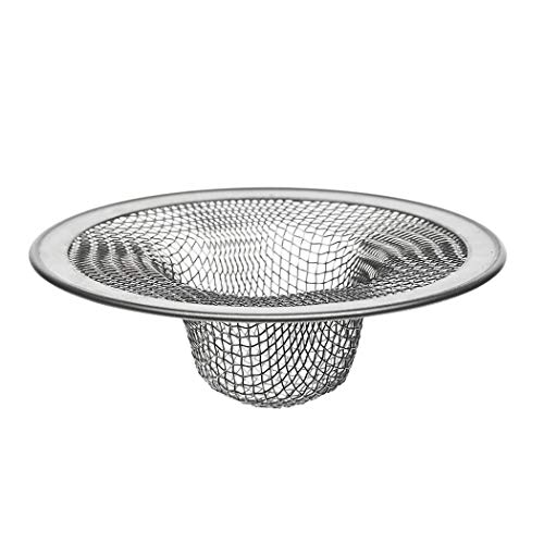 Danco 88822 4-1/2-Inch Kitchen Mesh Strainer, Stainless...