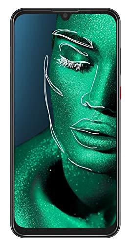 ZTE Smartphone Blade 10 (16 cm (6,3 Zoll) FHD+ Display, 64 GB interner Speicher, 32 MP AI-Selfie- und 16+5 MP Dual-Hauptkamera, Dual-SIM, Android 9) Schwarz
