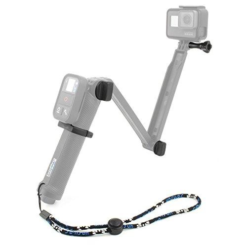 SOONSUN Kit con morsetto e braccio di prolunga, accessori per fotocamere GoPro Hero 6/5/4/Session/3+/3/2/1