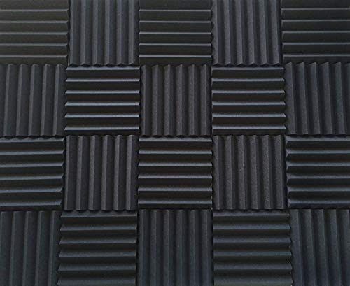 4 Pack Wedge Style Acoustic Foam Panel