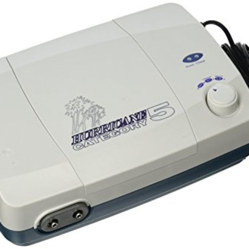 Deep Blue Hurricane Category 5 Professional AC/DC Battery Operated Air Pump