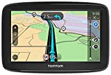TomTom GPS para coche Start 52 Lite, 5 pulgadas, mapas de la UE, soporte reversible integrado...