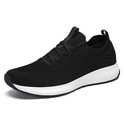 AFFINEST Hombre Sneaker Zapatillas de Deporte Running...